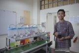 Mahasiswa PCR berhasil ciptakan mesin pencampur minuman otomatis