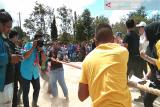 Meriahkan 17 Agustus, SMN Babel ikut lomba tarik tambang