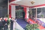 Upacara HUT Kemerdekaan RI di KBRI Kuala Lumpur diwarnai pemberian penghargaan
