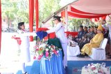 Upacara peringatan detik-detik proklamasi di Manado