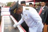 Pemkab Biak Numfor resmikan enam pasar rakyat bantuan Kemendag