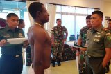 80 persen putra asli Papua dilantik jadi prajurit TNI AD