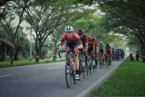 13 tim dari 16 negara ambil bagian dalam Tour de Siak