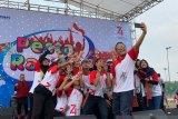 VIDEO - SMN Yogyakarta ramaikan Pesta Rakyat BUMN di Pekanbaru