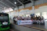SMN asal Kalsel dikenalkan tentang minangkabau ekspress