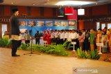 Wamen ESDM jadi Irup HUT RI di Rumbai Country Club, Pekanbaru