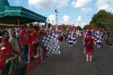 Karnaval HUT RI disambut antusias warga Seruyan