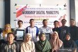 PMMD Kemenpora dorong pemuda kembangkan ekonomi kreatif