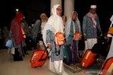 Jamaah haji kloter 11 asal Sulbar tiba di Tanah Air
