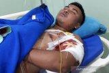 Korem 162/WB menyiapkan penyambutan jenazah Pratu Sirwandi di Lombok