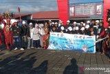 SMN BHUN asal Jateng  kunjungi destinasi wisata Kota Tomohon