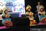 SMN Sulsel persembahkan tarian Padupa pada peringatan HUT Kemerdekaan RI