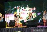 SMN Sulsel persembahkan tarian Padupa di malam peringatan HUT Kemerdekaan RI