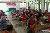 Peserta SMN Sulsel dibekali wawasan kebangsaan di Rindam XVII/Cenderawasih