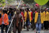 Kota Jayapura kian mencekam, aktivitas masyarakat lumpuh