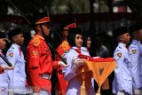 Pemprov Gorontalo beri hadiah kepada anggota Paskibraka
