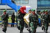 Kasrem 162/WB pimpin penerimaan jenazah Praka Anumerta Sirwandi di BIL