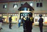 Polisi  jaga ketat asrama Papua di Makassar