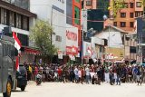 Pusat perbelanjaan hingga perkantoran di Abepura pilih tutup akibat demo anarkis