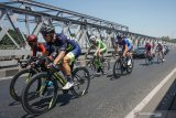 Pembalap Australia Angus Lyons juara etape 1 Tour de Indonesia 2019