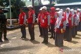 SMN asal Sulsel terima pembekalan dari Dansatgas Pamtas RI-PNG