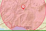 Gempa Sukabumi,  swarm akibat sesar aktif