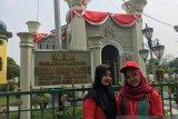 Peserta SMN Yogyakarta ziarah ke Makam Sultan Syarif Kasim II