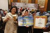 Prabowo Wulantopo sukses mengantarkan Perpusdes Balecatur juara nasional