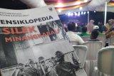 Silek MInangkabau Encyclopedia becomes the Opening Gift of SAF 2019