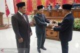Novi Irwan jabat ketua sementara DPRD Agam