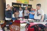 Polisi dan warga di Palu ringkus oknum pelaku narkoba