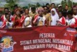 23 siswa SMN Sulbar dipulangkan dari Manokwari  Papua