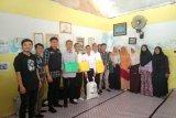 ACT Lampung salurkan bantuan dari GSM Unila