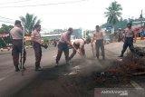 Aktivitas masyarakat di Manokwari kembali normal pasca aksi unjuk rasa
