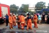 Objek terbakar di Polda Metro Jaya bukan gudang  peluru