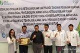 BPJSTK mengapresiasi Pelabuhan Samudera Bitung jamin 9.860 Nelayan