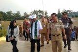 Menteri Pariwisata Arief Yahya tiba di Kuansing