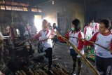 Peserta SMN asal NTT kunjungi objek wisata di Kerinci