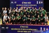 Indonesia juara ke Tiga Piala AFF U-18