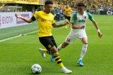 Dortmund perpanjang kontrak Sancho