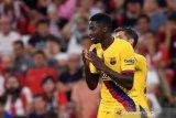 Dembele tak berniat tinggalkan Barcelona