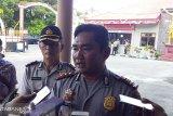 Personel Polres Sangihe jalani pemeriksaan kesehatan gratis