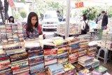 Ternyata peminat bazar 'buku murah' di Kalteng cukup tinggi