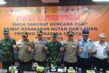 BMKG prakirakan  hari tanpa hujan di Palembang segera berakhir