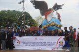 Peserta SMN Kepri jelajahi batas NKRI-Malaysia