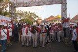 Staf ahli Bupati lepas jalan sehat BUMN Lampung