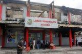Polisi menetapkan seorang Napi tersangka pembakaran Lapas Sorong