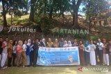 Peserta Siswa Mengenal Nusantara dikenalkan dunia Universitas Sam Ratulangi