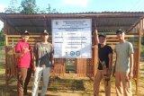 Mahasiswa Polbangtan YoMa bikin kandang di wilayah perbatasan