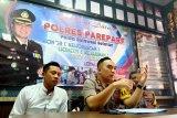 Polisi tetapkan tersangka dugaan korupsi dana kesehatan Parepare